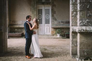 photographe mariage vannes mariage au chateau de kergurione a crach - Photographe Mariage Lorient