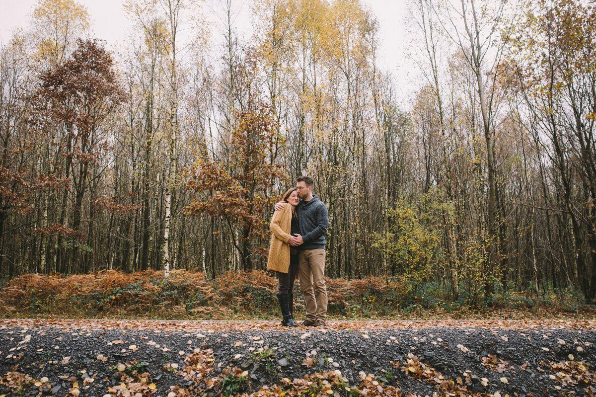 Seance photo grossesse automne en exterieur charleville for Shooting photo exterieur foret