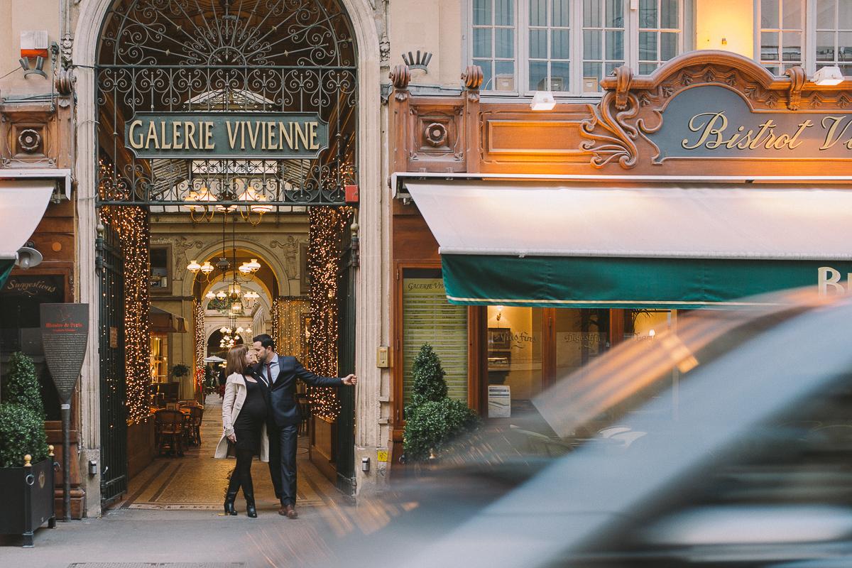 Photographe famille grossesse Paris